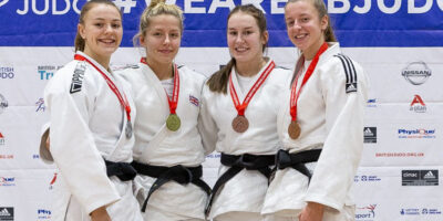 Local Judo Players Wrap Up 2019 At Final Major Event