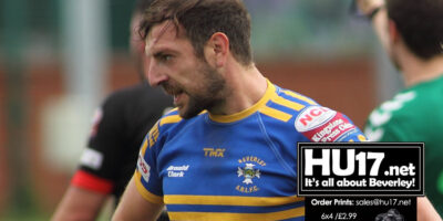 Blue & Golds Will Start new Season At Home Against Rovers