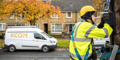 KCOM Announces Further £100m Full-Fibre Broadband Investment