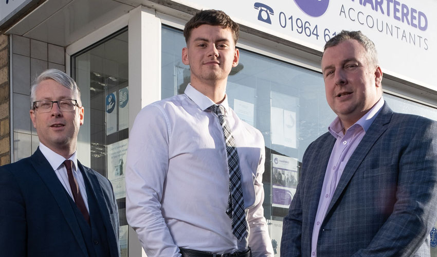 360 Accountants Announce New Trainee Appointment