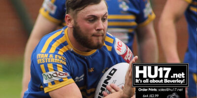 BARLA Cup Draw Sees Blue & Golds Head To Cumbria