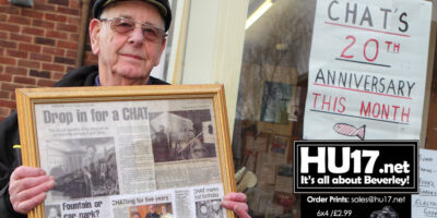 Chat Shop Celebrates 20 Years Of Serving People On Swinemoor