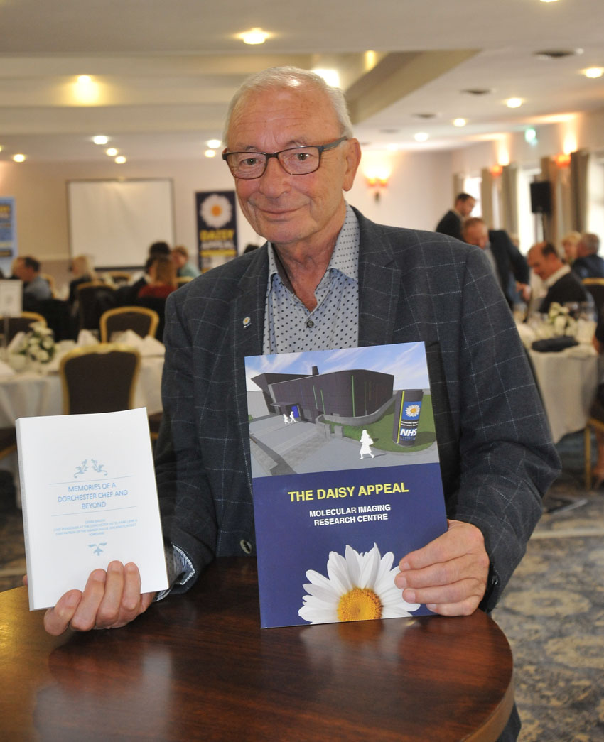 Dorchester Hotel Documentary Prompts Chef To Reprint Memoir For Charity