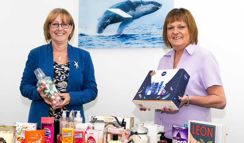 Deep Business Centre Final Plea For Unwanted Christmas Gifts