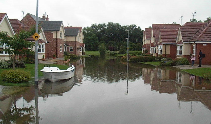 Graham Stuart MP Keen To Address Local Flooding Issues In 2020