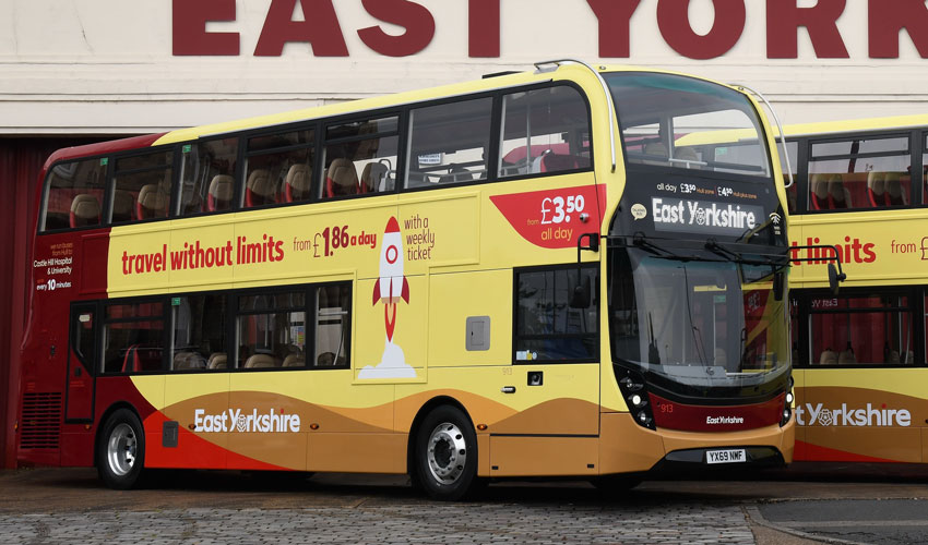 Travel Without Limits With New Bus Subscriptions