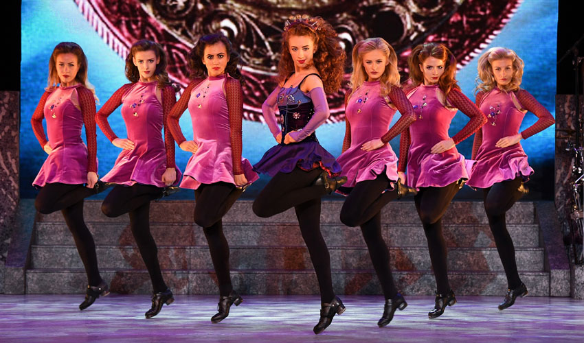 Step Into Vue Hull As Riverdance Comes To The Big Screen