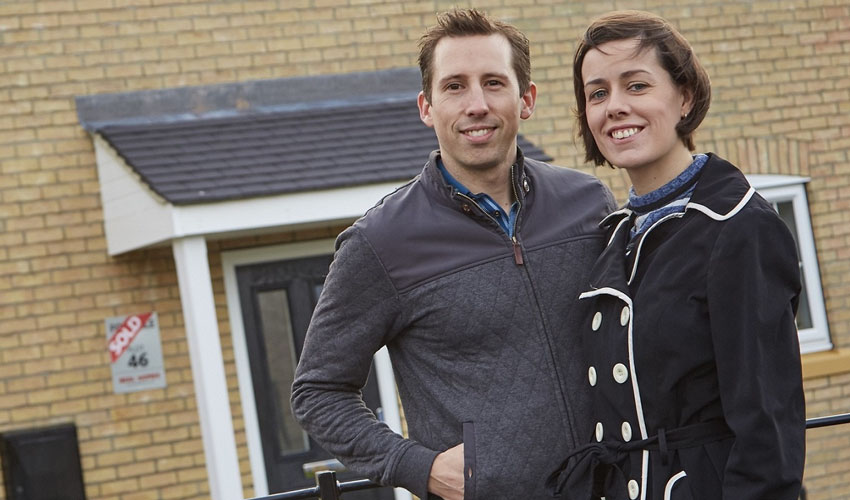 Developers Staff Among First To Snap Up New Homes In Beverley