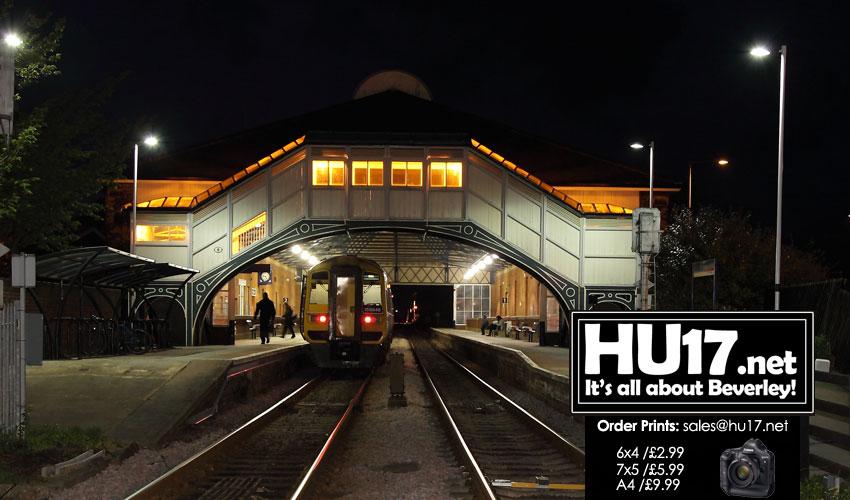 Network Rail To Refurbish Footbridge At Beverley Train Station