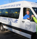 Beverley Community Lift Thrilled With Birthday Gift