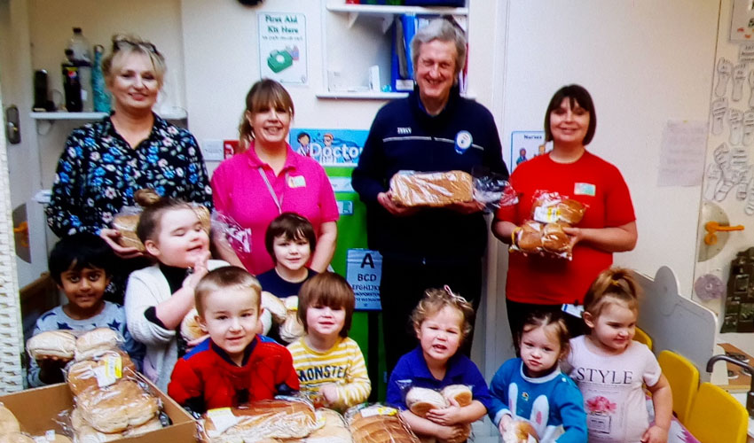 Community Food Connection Appeals For More Groups To Come Forward