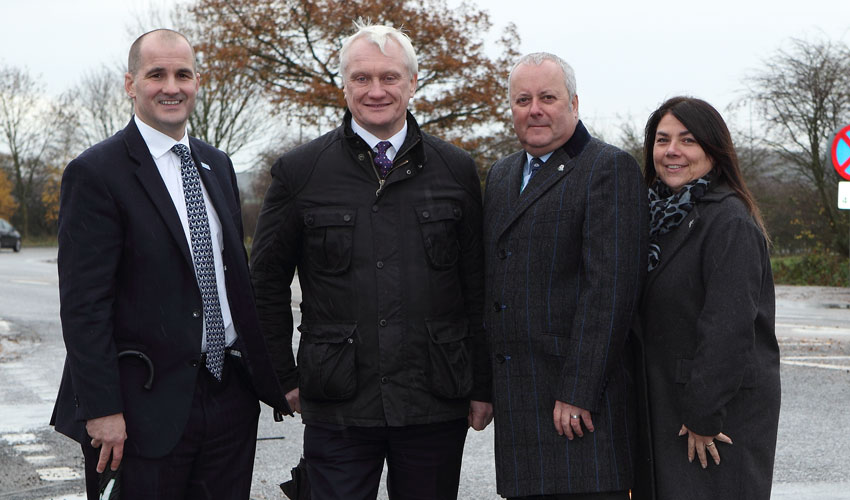 Jock's Lodge Improvement Proposals Welcomed By MP