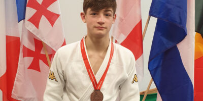 Tommy Jackson Secures Judo Bronze In English Open