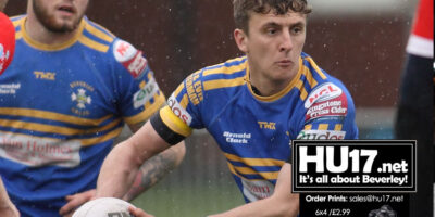 Beverley Head North As They Face Maryport In The BARLA National Cup