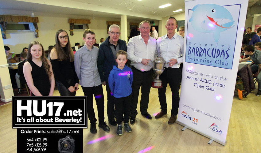 Beverley Barracudas Retain Title As Best Club In The Region