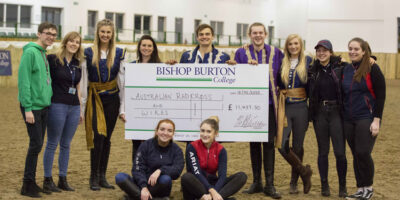 College Hosts Equine Fundraiser Event For The Australian Bushfires