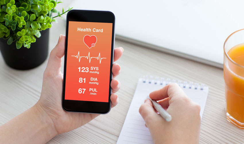 An App A Day Is Helping Residents Stay Happy And Healthy