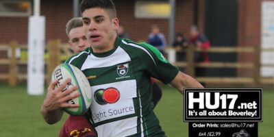 Beverley RUFC Out Muscled By Heath's Monster Men Pack