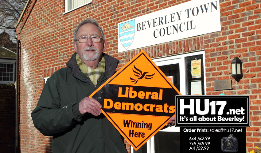 Liberal Democrats See Off Tories To Hold Onto Town Council Seat