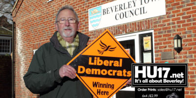 Liberal Democrat David Tucker Promises To Stand Up For Beverley