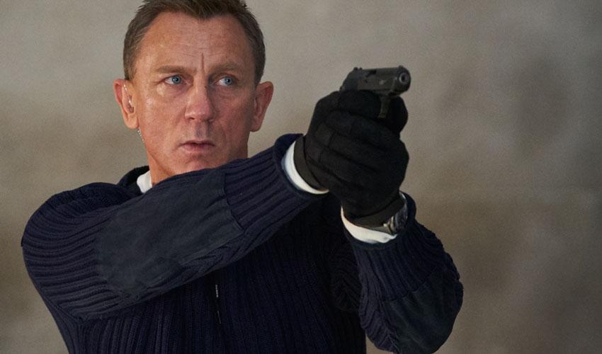 Bond, James Bond Back At Vue Hull