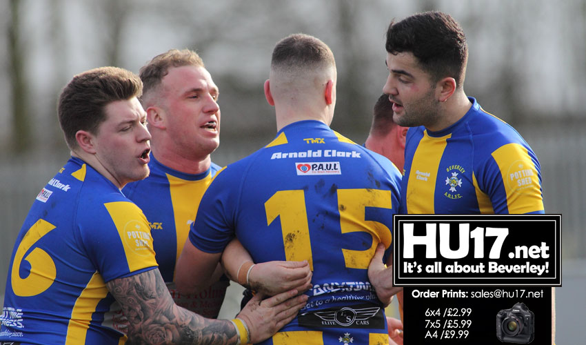 Beverley ARLFC Get New Season Off To Winning Start