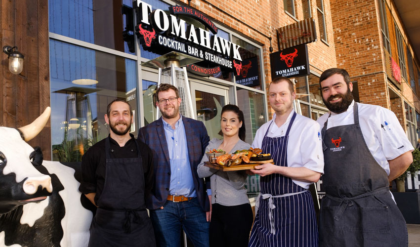 New Steakhouse Sets Taste Buds Tingling At Flemingate