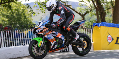 East Yorkshireman Booth Reveals TT 2020 Project