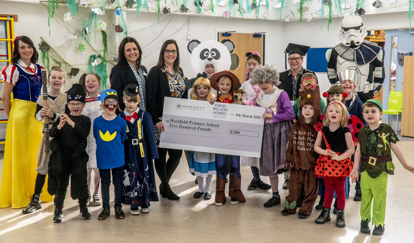 World Book Day: David Wilson Homes Invests In Young Readers