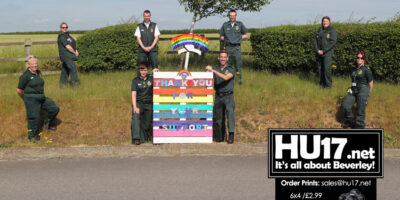 Beverley Ambulance Station Staff Thank Community For Their Support