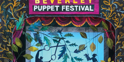 Festival Takes Puppetry On-Line To Escape COVID Shut Down