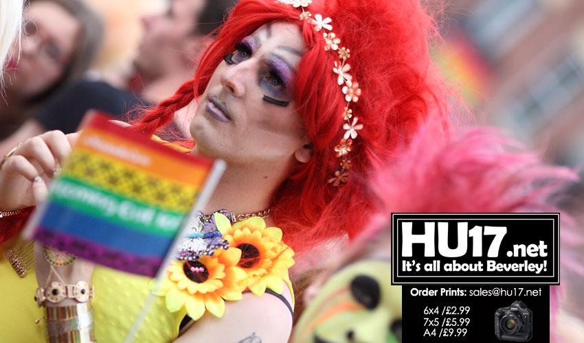 Pride In Hull To Be Celebrated With Online Exhibition - And You Can Get Involved
