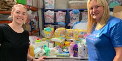 Morrisons Foundation Make Generous Donation To Bundles of Joy