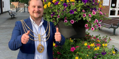 Town Council Brightening Up Beverley As Lockdown Eases