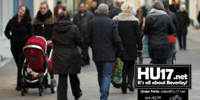 Shops Are Back - But Will Be Heading Out For Some Retail Therapy