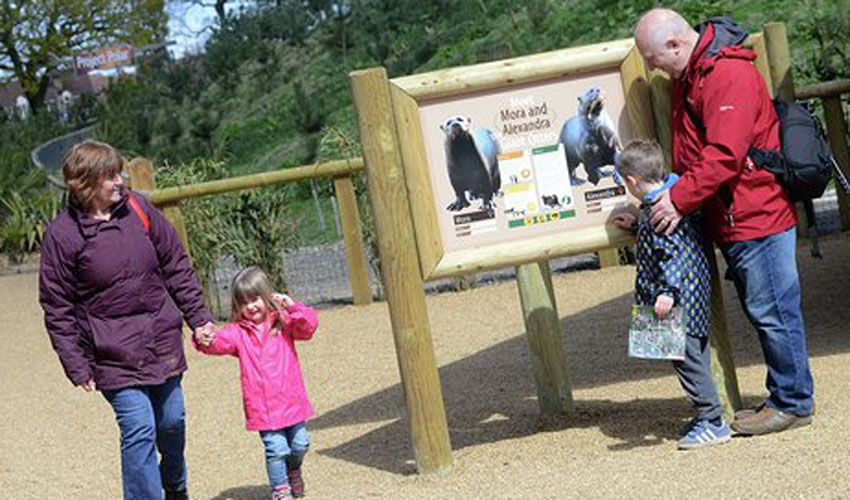 Yorkshire Wildlife Park Gears Up To Reopen As Government Allows Zoos To Open