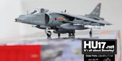 Airfix Harrier GR9 Gift Set 1/72 Review & Build Photos