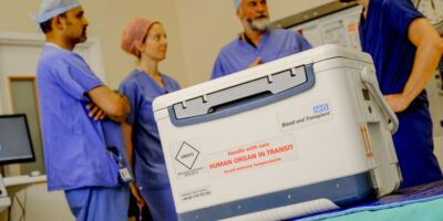 Families In East Riding Of Yorkshire Are Being Urged To Talk About Organ Donation