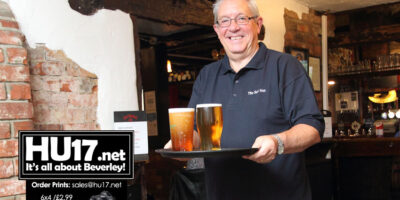 Sun Inn Licensee Thrilled To Hear The Sound Of Customers Again