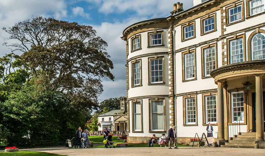 The Great Yorkshire Picnic At Sewerby Hall And Gardens