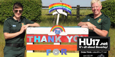 Communities To Join Country For The Biggest Thank You Yet