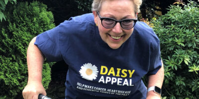 Daisy Appeal Urges Supporters To Take To The Roads For Virtual Events