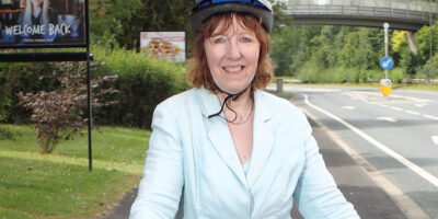 Councillor Delighted After Motion To Support Cycling Is Passed