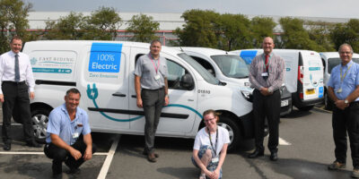Electric-Powered Vehicles Join The Council's Fleet