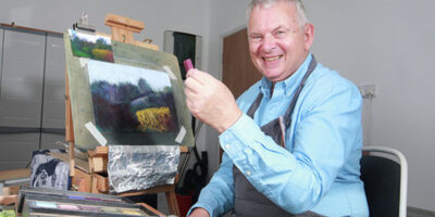 Local Retiree To Debut Works At An Exhibition At Burton Constable Hall