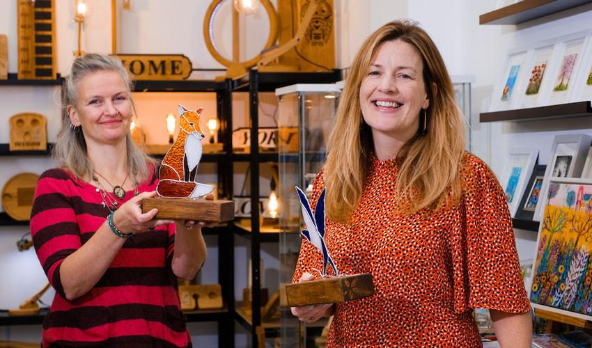 Art and Soul Retail Hub Opens At Flemingate Retail Park