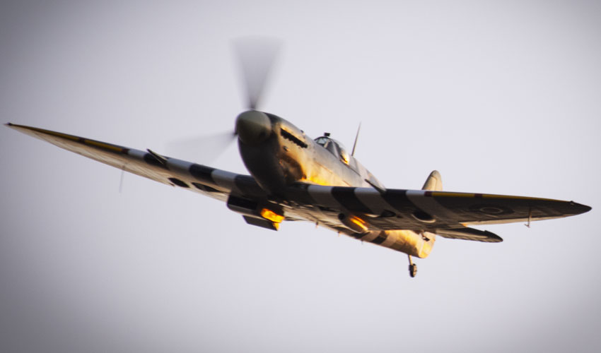 Catch A Glimpse Of Iconic Aircraft This Week In Beverley