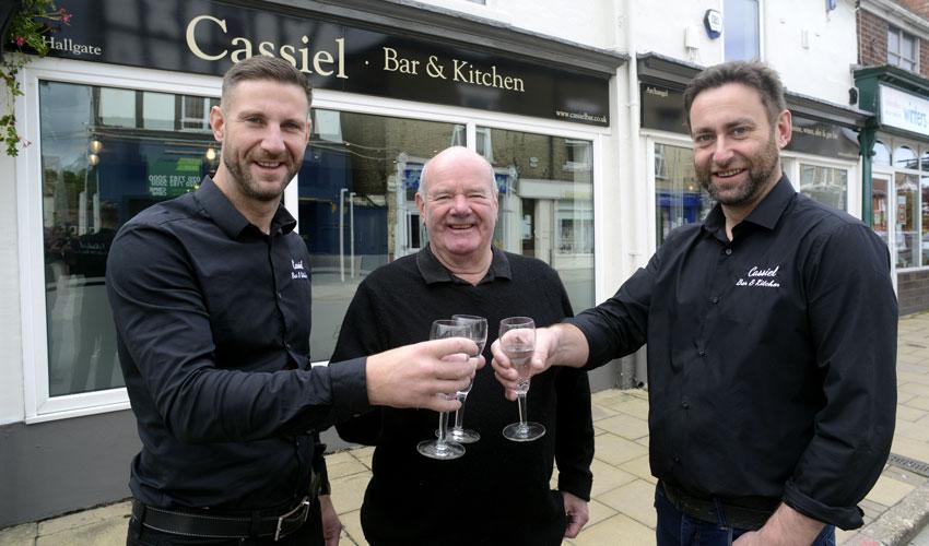 Pioneering Pub Family Raises The Bar With New Village Venture