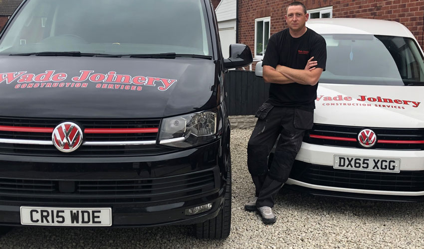 Goole Based Joiner Through To The Second Stage Of Screwfix Annual Competition