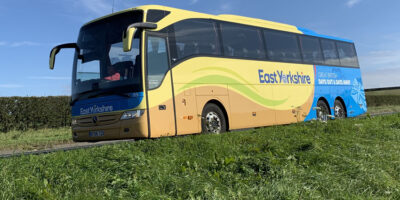 East Yorkshire Coaches Is Back And With A Fresh New Look